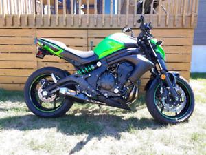 Kawasaki er6n abs 2015