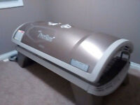 BARELY USED TANNING BED RETAILS FOR OVER $3000