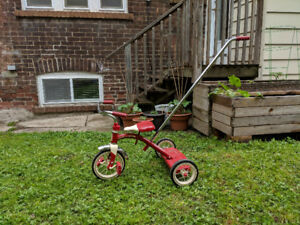 Radio Flyer Wagon and Tricycle
