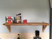 X3 ikea VALTER shelves