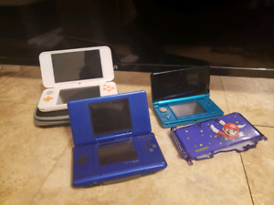 Nintendo 2dsxl like new, 3ds, Ds Games For Sale