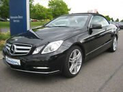 Mercedes-Benz E 350 CDI Cabrio Distronic Keyless Go AMG 18""