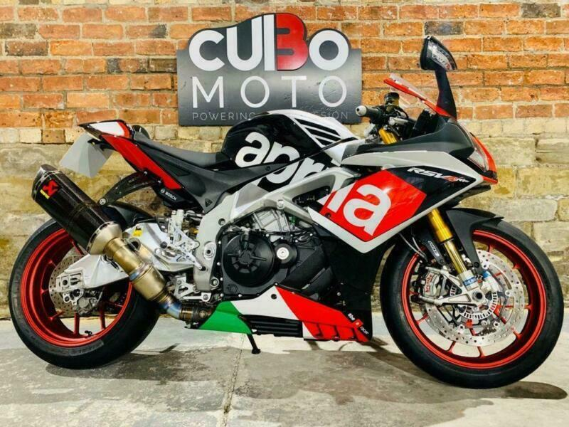 APRILIA RSV4 RF 323 OF 500 | in Huddersfield, West Yorkshire | Gumtree