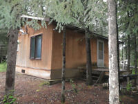 CABIN TO BE MOVED