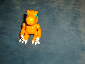 "Moving Action figure  ""Agumon""   from Digimon"