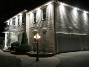 Executive home in Moncton North End with in-law suite