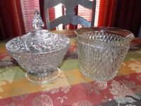 Two Glass Dish