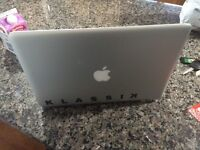 "2014 MacBook Pro 13"" for parts"