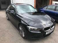 BMW 320D M Sport Xdrive 2013