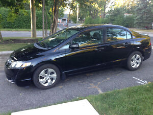 2009 Honda Civic DX 120 000 km