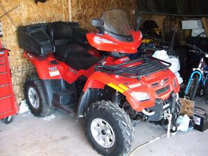can am outlander xt 400 cc 2007