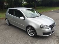 "2007 VW GOLF GT Diesel - 2.0 Remapped 18"" Original Charleston Alloys"