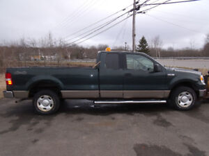 05 ford f 150 4x4