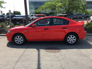 2008 Mazda3, One Owner, No Accidents, Low KMs, Certified...