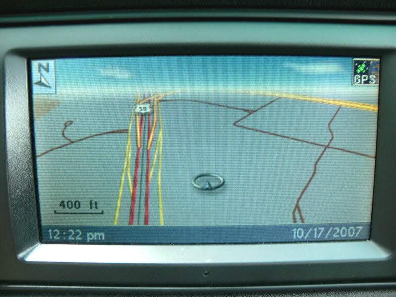 bmw navigation wide screen monitor display radio e38 740