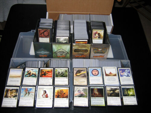 100 White Magic The Gathering Mtg Cards Lot With Rares
