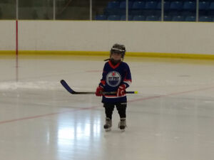 Wanted :  A few skating lessons for 5 year old boy Strathcona County Edmonton Area image 1