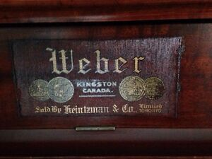 Weber Upright Piano London Ontario image 2
