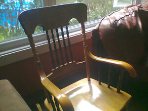 Rocking Chair with Delivery Available
