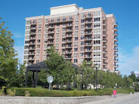 Luxury 1 Bdrm (600 SF) included Parking & Large Balcony.