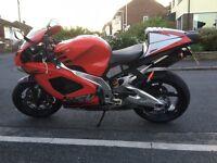 Aprilia RSV Mille 1000cc