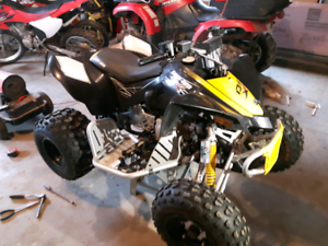 2011 can am ds90x