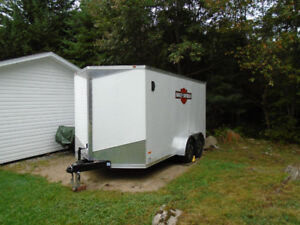 For Sale-2015 Royal Cargo Enclosed Trailer