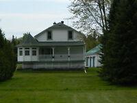 Farm house with 175.5 Acres For Sale...(Lavigne)
