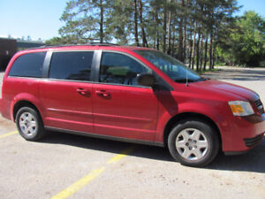 2008 Dodge Charger Minivan, Van