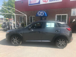 Mazda CX-3 GT AWD ONLY 800 KM !!!