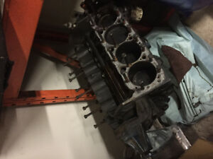 Small block chevy 400
