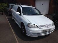 Vauxhall Astra van (SOLD)