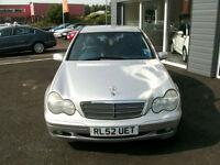 Mercedes-Benz C200 Kompressor 2.0 auto 2001MY Classic