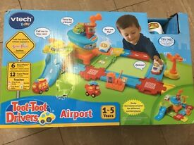 Toot toot drivers airport