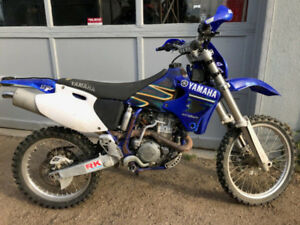 1999 YAMAHA YZ400 FOR PARTS
