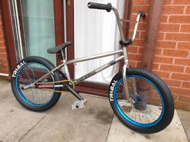 Custom Mafia bmx stunt bike