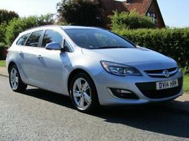 2014 Vauxhall Astra 2.0 CDTi 16V ecoFLEX SRi 5DR TURBO DIESEL ESTATE * 1 OWNE...