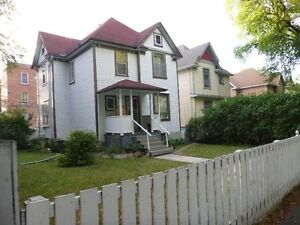 Spacious Character Home West Broadway Available May 1