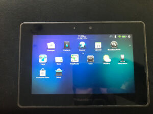 Blackberry playbook 16g tablet