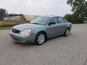 2006 Ford Five Hundred SEL SAFETY / E-TEST / WARRANTY INCLUDED