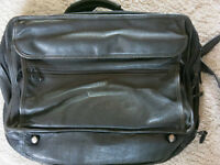 Leather Laptop/Briefcase