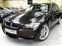 2007 BMW 3 Series 2.0 320d M Sport Touring 5dr Diesel Manual (158 g/km, 163