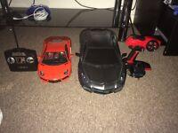 2 RC Lamborghinis for sale
