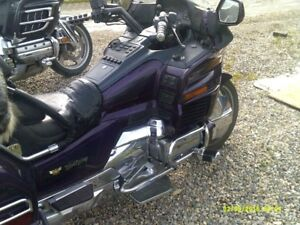 6 cylinder 1500  Goldwing se