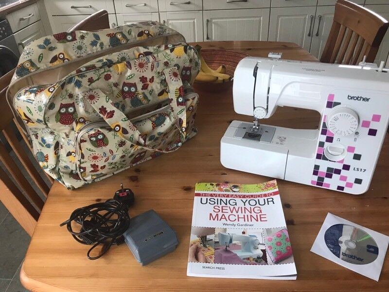 Sewing Machine Almost New With Carry Bag 65 In Neath Neath