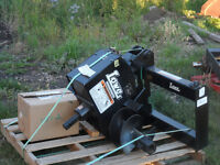 New Lowe 750 Hydraulic Auger attachment for skid steer