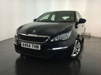 2014 64 PEUGEOT 308 ACTIVE HDI DIESEL 1 OWNER SERVICE HISTORY FINANCE PX WELCOME