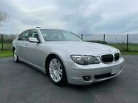 BMW 7 SERIES 750li 4.8 AUTOMATIC LWB * SUNROOF * LOW MILEAGE
