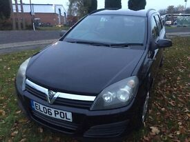 Vauxhall Astra Estate Diesel 1.3 FULL MOT
