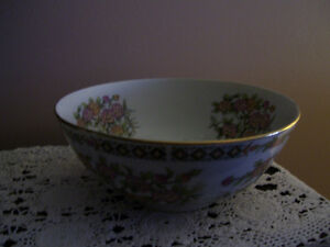 Chrysanthemum Bowl - Made in Japan